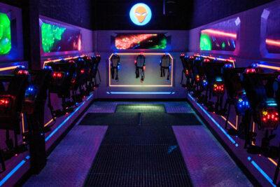 Silverstone Lasergames